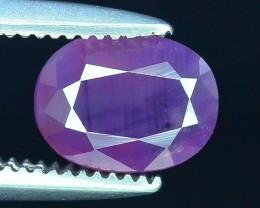 Rarest  Pink Corundum Sapphire~Kashmir ~S