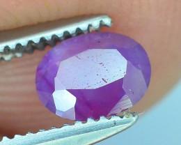 Rarest Pink Corundum Sapphire~Kashmir~S