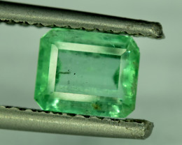 1.60 * Carats Natural Colombian Emerald Gemstone
