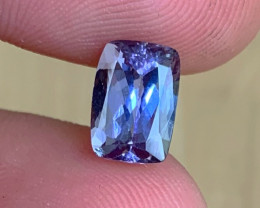 3.64 cts Tanzanite - No Reserve - Investment Gemstone