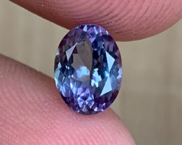 1.68 cts Tanzanite - No Reserve - Investment Gemstone
