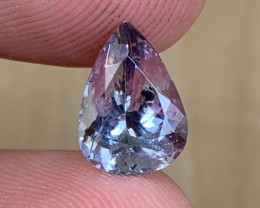 3.08 cts Tanzanite - No Reserve - Investment Gemstone