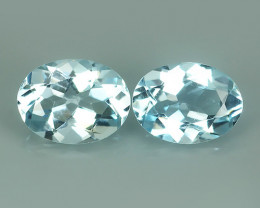 1.95 CTS FANTASTIC HUGE AWESOME  NATURAL NICE OVAL AQUAMARINE!!