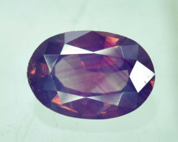 1.60 * Carats Double Shade Natural Color Change Corrundum Gemstone