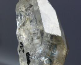 32 ct Unheated ~ Natural White Color Quartz Crystal
