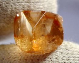 30.40 CT Natural - Unheated Brown Topaz Crystal Rough