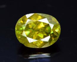 NR - 2.05 cts Full Fire Sphene Titanite Gemstone