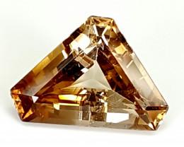 11.40Crt Natural Topaz  Best Grade Gemstones JI21