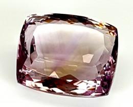 25.45Crt Bolivia Ametrine  Best Grade Gemstones JI21