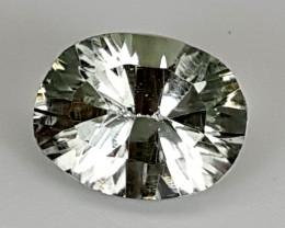 3.75Crt Prasolite  Best Grade Gemstones JI21