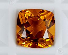4.45Crt Madeira Citrine  Best Grade Gemstones JI21