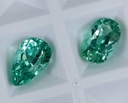 3.70Crt Green Spodumene  Best Grade Gemstones JI21