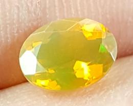 0.95Crt Opal fire  Best Grade Gemstones JI21