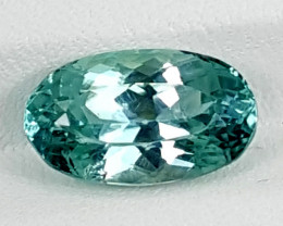 4.75Crt Green Spodumene  Best Grade Gemstones JI21