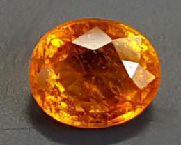 0.75Crt Rare Clinohumite  Best Grade Gemstones JI21