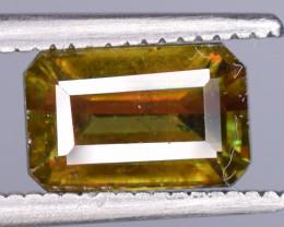1.40 Carats Top Fire  Natural Sphene Gemstones