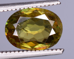 1.20 Carats Top Fire  Natural Sphene Gemstones