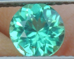 1.00cts Neon Apatite,  Jaw Dropping Luster