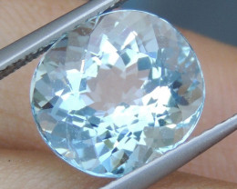 4.06cts  Aquamarine,   Clean,