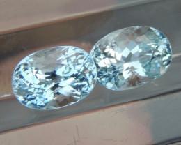6.27cts  Aquamarine,   Clean,