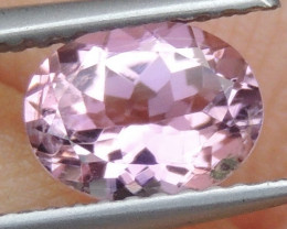 1.11cts, Pink Tourmaline,  Untreated