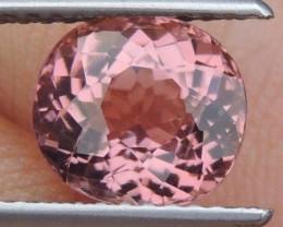 2.20cts, Pink Tourmaline,  Untreated