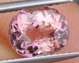 2.38cts, Pink Tourmaline,  Untreated