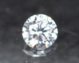 2.40mm G/VS Natural Round Brilliant Cut Diamond