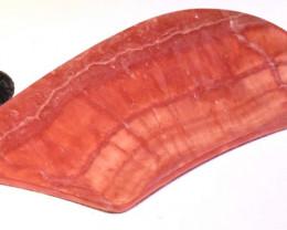 135.80 CTS Natural Rhodochrosite Argentina Gem grade  TBM-1716