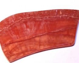 125 CTS Natural Rhodochrosite Argentina Gem grade  TBM-1720