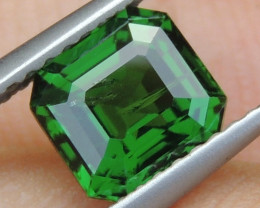 1.62cts, Tsavorite,  Untreated,  Pure Green,