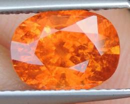 """3.30cts  """"Mandarin""""  Spessartite,  Wow Stone"""