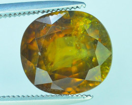 AAA Brilliance  4.45 ct Imperial Sphene