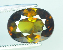AAA Brilliance 3.05 ct Imperial Sphene