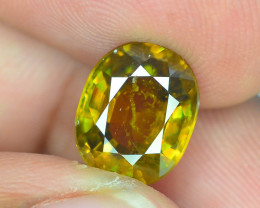AAA Brilliance 4.10 ct Imperial Sphene