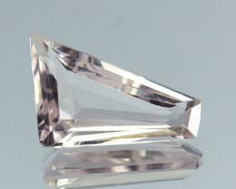 Untreated Natural Pink Morganite Fancy Cut 1.12Ct