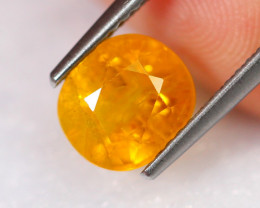 2.71cts Natural Heated Only Yellow Sapphire / 2453