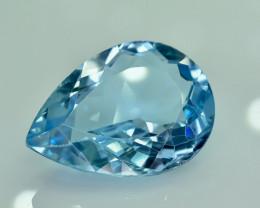 22.95 Crt Natural Topaz Faceted Gemstone.( AG 22)