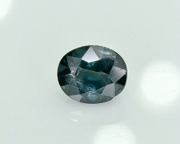 1.29 Crt Natural Sapphire Faceted Gemstone.( AG 22)