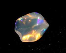 1.80 Crt Natural Ethiopian FreeForm Welo Fire Opal Carvin 386