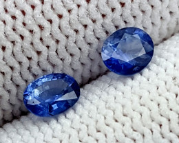 0.70CT BLUE SAPPHIIRE  BEST QUALITY GEMSTONE IGC73