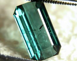 4.31 Carat SI Green African Tourmaline - Gorgeous