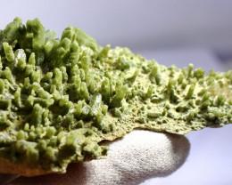 823 CT Natural - Unheated Green Quartz Crystal Specimen