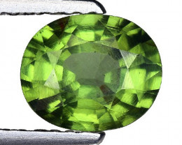 1.42 Ct Hyacinth Rare Zircon Top Quality Gemstone. GZ 03