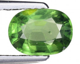 1.68 Ct Hyacinth Rare Zircon Top Quality Gemstone. GZ 07