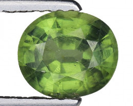 1.43 Ct Hyacinth Rare Zircon Top Quality Gemstone. GZ 17