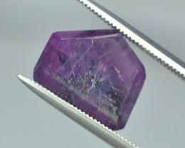 8.40 ct Natural Pink Kashmir Sapphire T