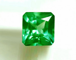 1.86  ct Top Of The Line Emerald Certified!