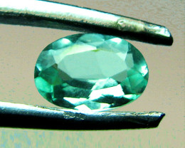 1.14 ct Top Of The Line Zambian Emerald Certified!