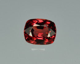 0.89 Cts Fascinating Burmese Reddish Brown Spinel